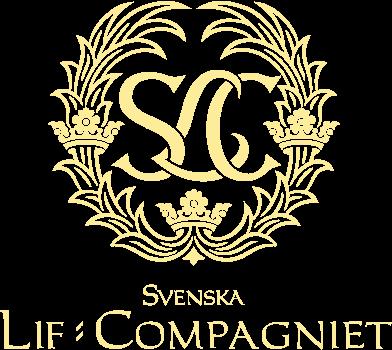 Logotyp Svenska Lif:Compagniet